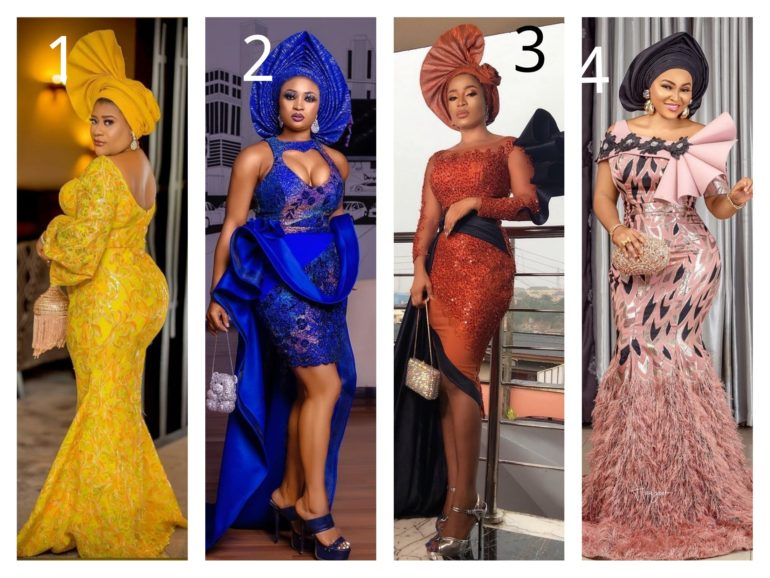 Image result for owambe outfits for march 2020